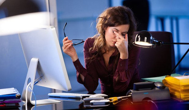Гимнастика за очи при работа с компютър