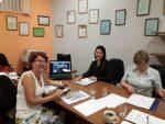 """Първи ден от курса за Валутни касиери в ЦПО към """"СТМ-ЛТМ"""" ООД"""
