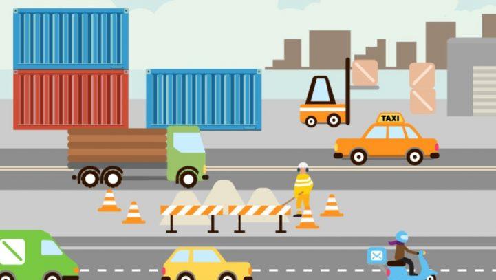 Електронно ръководство на ЕС за рисковете за безопасността на превозните средства при работа (VeSafe)
