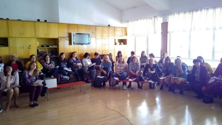 На 18.04.2018 се проведе обучение по ЗБУТ в Шумен