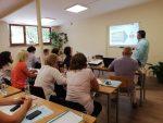 На 29.05. в новата ни учебна зала се проведе обучение на тема GDPR