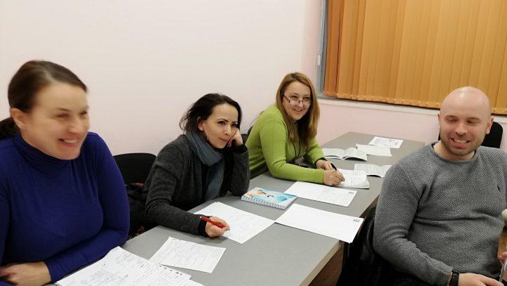 Обучение на заетите лица в СМДЛ Статус ООД по ОП Развитие на човешките ресурси